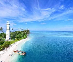 Luhut: UEA Akan Gandeng China Bangun Resor Wisata di Aceh Singkil