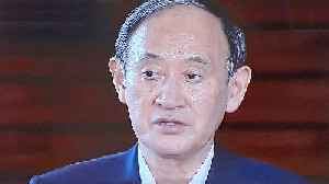Resmi, PM Jepang  Yoshihide Suga Mengundurkan Diri