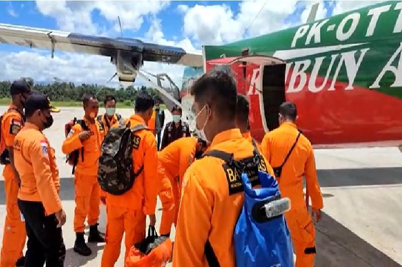 Pesawat Rimbun Air Jatuh Terdeteksi di Wilayah Dikuasai OPM