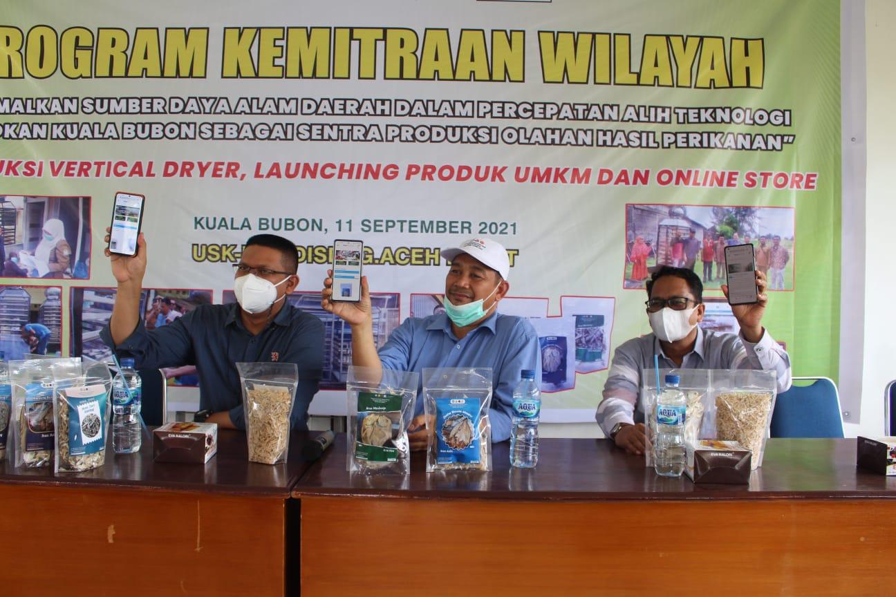 USK Laksanakan Program Kemitraan Wilayah di Kuala Bubon Aceh Barat