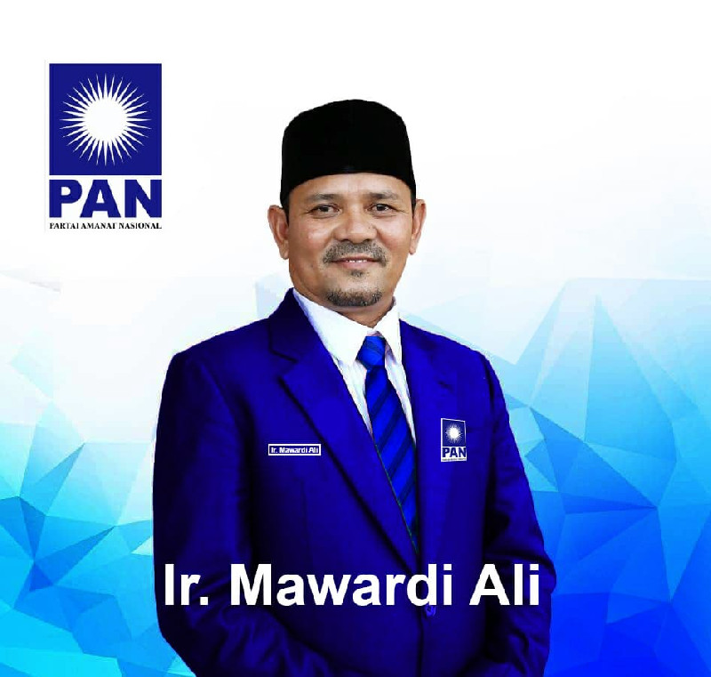 Soal Dualisme PAN Aceh Tengah, Mawardi Ali Tunggu Arahan DPP PAN