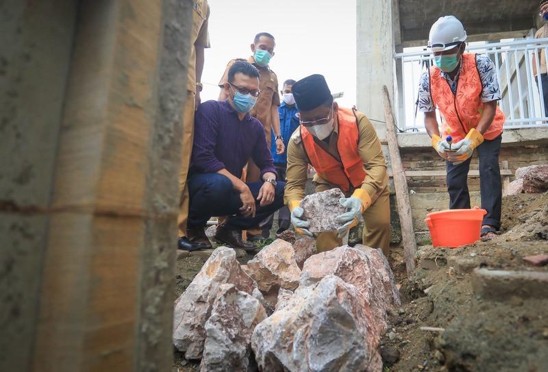 Wali Kota Komit Dukung Pembangunan Seluruh Masjid di Banda Aceh