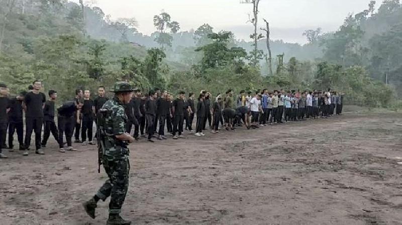 Milisi Rakyat Myanmar Tewaskan 50 Tentara Junta Saat Digempur
