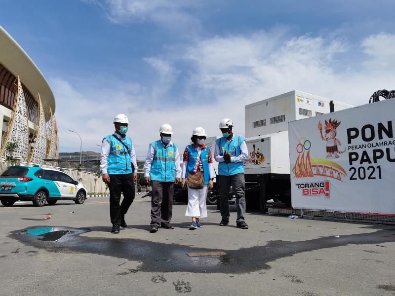 Dukung Penyelenggaraan PON XX Papua, PLN Kucurkan Rp313 Miliar