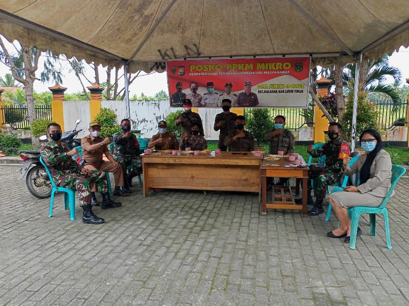 Kemendagri Apresiasi Provinsi Aceh Terkait Bentuk Posko PPKM di Tingkat Desa