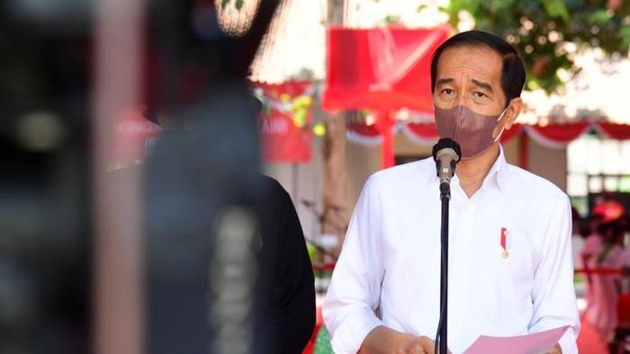 KPU Telah Hilangkan Data NIK Jokowi di Website