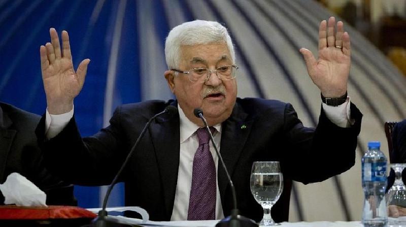 Presiden Palestina Ultimatum Israel untuk Angkat Kaki