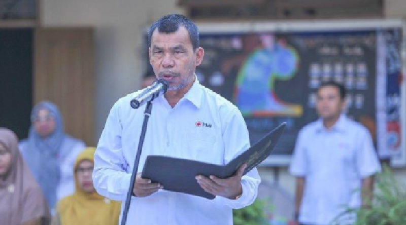 Ketua PMI Banda Aceh Bantah Akan Maju Kembali di Muskot