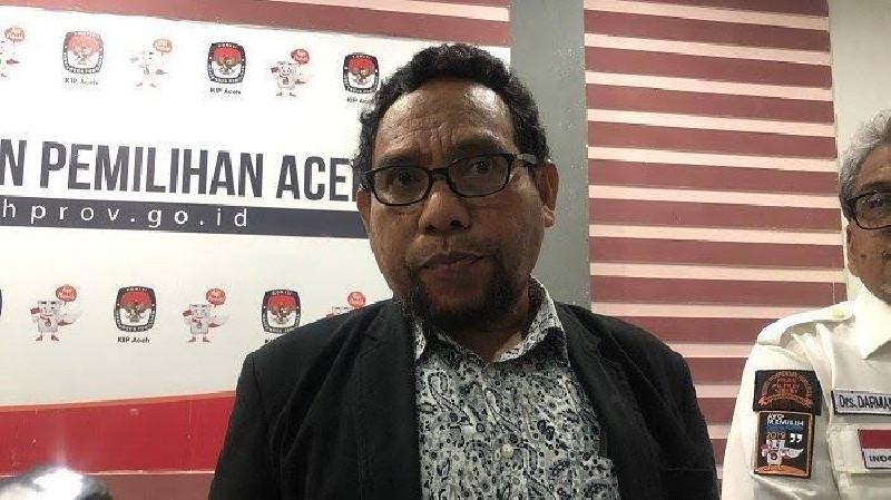 Perihal Perekrutan Sekretaris KPU se-Indonesia, KIP Aceh Terima Surat Komitmen KIP Kabupaten/Kota