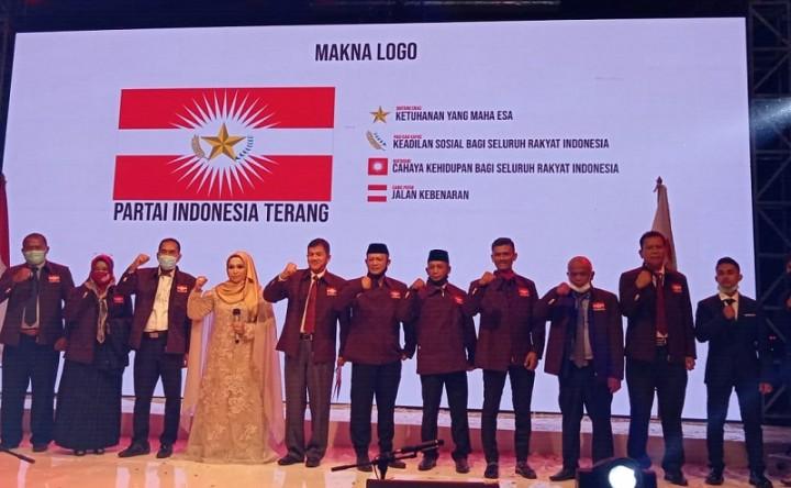 Setahun Setelah Deklarasi, Partai Indonesia Terang Siap Berlaga di Pemilu 2024