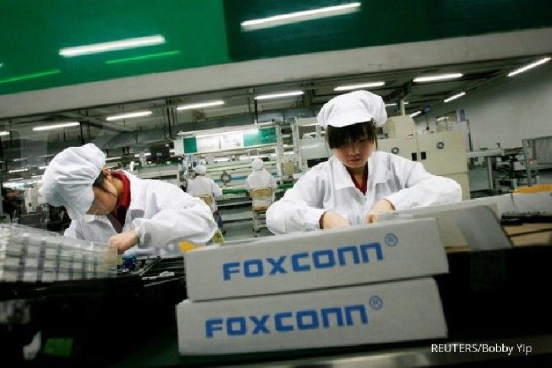 Foxconn Komit Investasi Industri Baterai di Indonesia