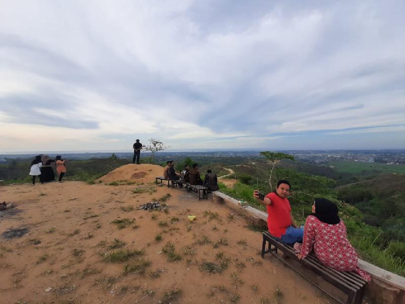 Puncak Telaga Maneh Destinasi Wisata Baru Di Kota Juang
