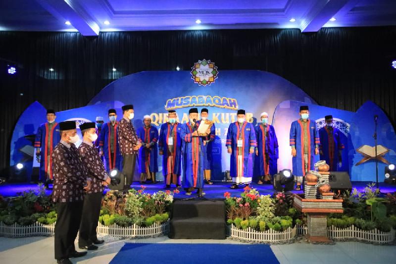 Pemerintah Aceh Gelar MQK Ke-2 Tahun 2021, Total Hadiah Rp1,4 Milyar