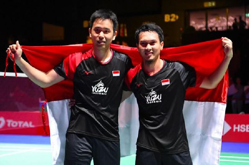 Indonesia Menang Telak di  Grub A Piala Thomas 2020, 5-0 Lawan Aljazair