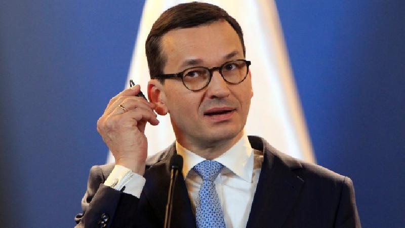 PM Polandia Menuduh Uni Eropa Lakukan Pemerasan Terkait Supremasi Hukum