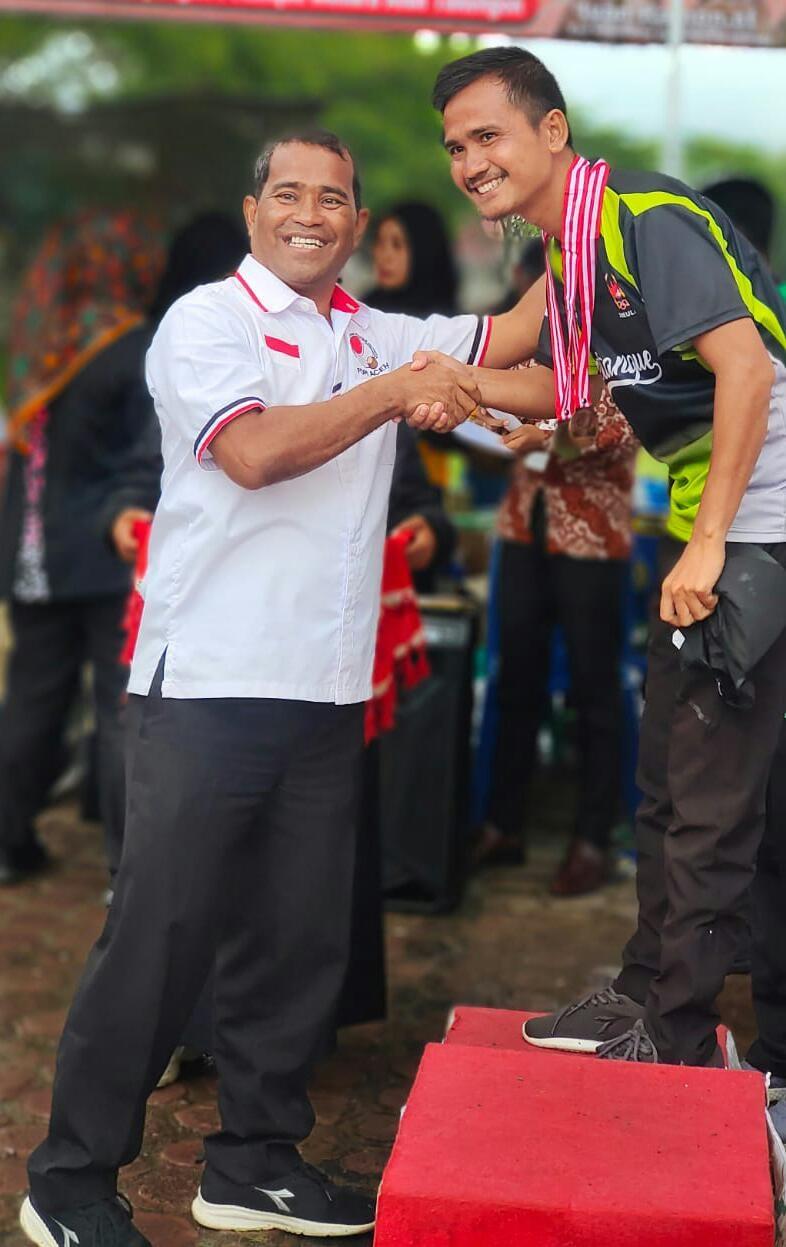 Abdurrahman si Pelopor Olahraga Petanque Aceh
