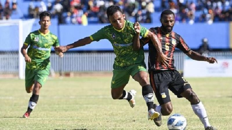 Berikut Jadwal Final Sepakbola Aceh vs Papua di PON Papua