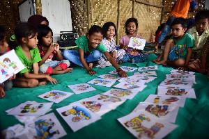 UNICEF Aceh Bagi Strategi Pulihkan Kondisi Psikososial dan Kesehatan Mental Anak
