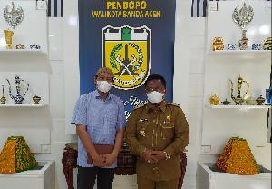 Aminullah Respon Positif Majunya Surya di Pencalonan Ketua PMI Kota Banda Aceh