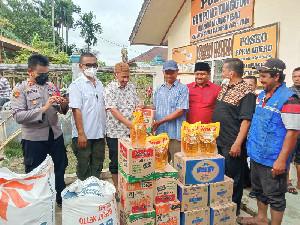 Respon Cepat Dinsos Aceh Tangani Pasca Banjir Aceh Utara