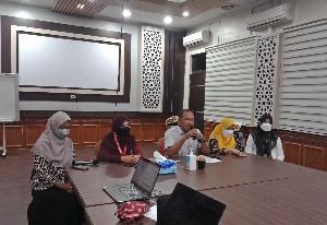 Disdik Aceh dan Kemendikbud Gelar Bimtek E-Pembelajaran Berbasis TV