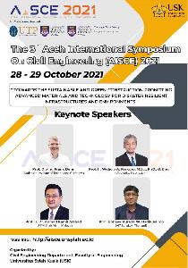 Fakultas Teknik USK Gelar Symposium Internasional Teknik Sipil