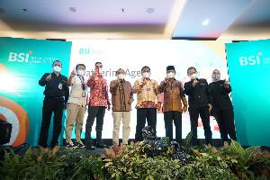 4.700 Agen BSI Smart Siap Layani Masyarakat Aceh