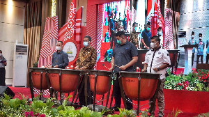 Disdik Aceh Gelar Lomba Aceh Marching Band Championship-VI Tahun 2021