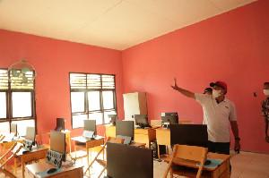 Alhudri Sasar Sekolah Terpencil Wilayah Utara-Timur Aceh