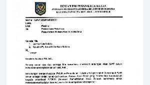 DPC APDESI Aceh Besar Masa Transisi, Ini Respon Ketua DPK Kuta Malaka