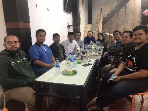 """Didik Supriyanto Ajak Mahasiswa Bedah Buku """"Demokrasi dan Pemilu"""" di Aceh"""
