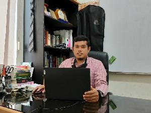 'Sibak Rukok Teuk' Menuju Amnesti Dr Saiful Mahdi