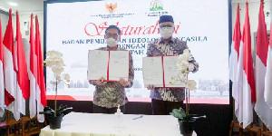BPIP dan Pemerintah Aceh Teken MoU Pembinaan Ideologi Pancasila