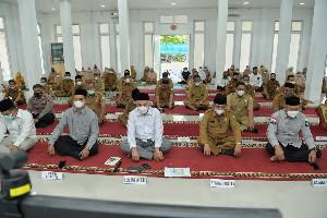 Dari SMAN 1 Bireuen, Sekda Sapa Para Kepala Sekolah se Aceh