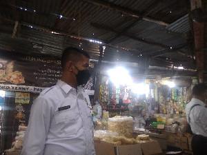Berantas Pungli di Pasar, Wali Kota Perintahkan Dirut PUD Pasar Medan Suwarno