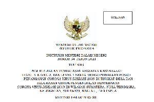PPKM Berlanjut di Aceh, Berlaku 19 Oktober Sampai 8 November