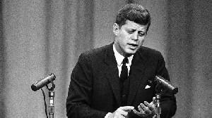 Presiden AS Joe Biden Tunda Rilis Arsip Pembunuhan John F Kennedy