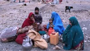 Afghanistan Mulai Hadapi Krisis Pangan