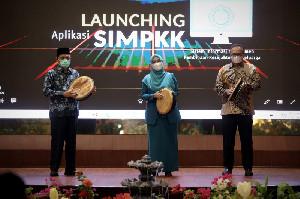 Buka Rakerda TP PKK se-Aceh, Gubernur Ajak Sosialisasikan Vaksinasi Covid-19