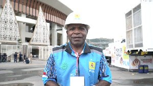 Kisah Salmon Kareth, Putra Daerah Penjaga Listrik PON XX Papua di Jayapura