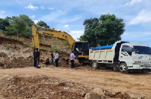 Polda Aceh Ungkap Praktik Tambang Ilegal Jenis Galian C di Aceh Besar