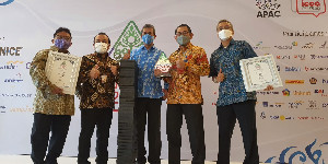 Konsisten Tingkatkan Kepuasan Pelanggan, Contact Center PLN 123 Borong 51 Medali TBCCI 2021