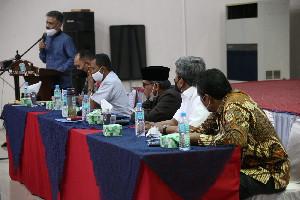 Aparatur Gampong di Aceh Utara Diminta Proaktif Dalam Percepatan Vaksinasi