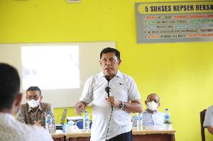 Kadisdik Aceh Terobos Pedalaman Atam, Upayakan Pemerataan Mutu Pendidikan