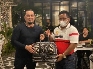 Wali Kota Banda Aceh Dijamu Owner Resto Kolona Yogyakarta