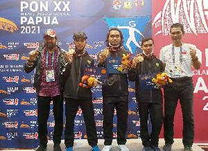 Rebut Medali Emas PON, Anggar Aceh Kembalikan Kejayaan 25 Tahun Silam