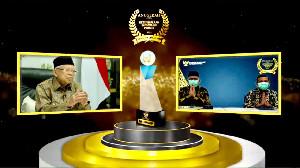 Pemerintah Aceh Raih Kualifikasi Informatif Anugerah Keterbukaan Informasi Publik 2021