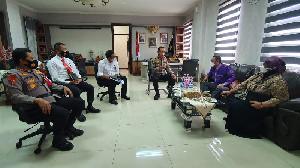 KSP dan Polda Aceh, Pentingnya Komunikasi Pendirian Rumah Ibadah di Aceh Singkil