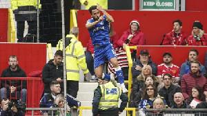 Selebrasi Pemain Everton Lecehkan Man Utd