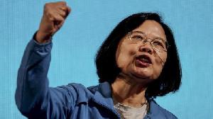 Tsai Ing-wen Peringatkan Dunia, Jika Taiwan Jatuh ke China Lagi